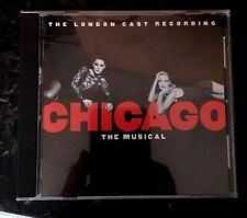 Chicago The Musical - The London Cast Recording - 1998 CD