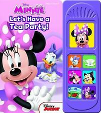Mickey Mouse Clubhouse: Let's Have a Tea Party: Play-a-Sound (Play-a-Sound: Disn