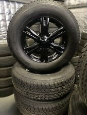 "4X NEW Genuine ISUZU DMAX 17"" 2020 WHEELS AND BRIDGESTONE TYRES FITS  DMAX MUX"
