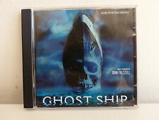 CD Album BO Film OST Ghost ship JOHN FRIZZELL VSD 6419