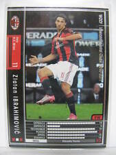 WCCF 10-11	189	Zlatan	IBRAHIMOVIC	AC Milan	Sweden	Deadly Turns