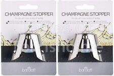 2 x Bar Craft Art de cuisine Champagne Brillant Vin GAZEUZE boissons