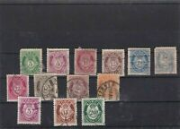 NORWAY MOUNTED MINT OR USED STAMPS ON  STOCK CARD  REF R857