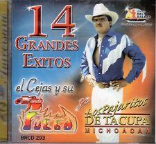 Super Banda Los Pajaritos De Tacupa Michoacan 14 Grandes Exitos CD New Sealed