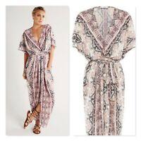 SHEIKE | Womens Arabella Print Dress NEW + TAGS RRP$169.95 [ Size AU 8 or US 4 ]