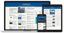 Barrons News 5-Year Digital Subscription iOS/Android/PC Region Free