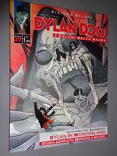 DYLAN DOG I COLORI DELLA PAURA N° 27 DYLAN IN WONDERLAND TIZIANO SCLAVI