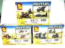 OXFORD Military Series 3pcs Set Building Blocks Bricks Toy Gift Set Collection