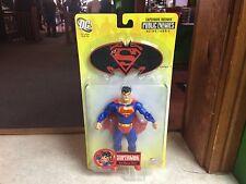 DC Direct SUPERMAN MAN OF STEEL Public Enemies Series 1 Action Figure MOC