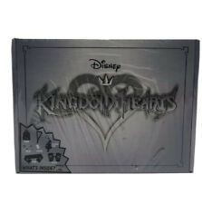 CultureFly Disney Kingdom Hearts Collector's Box Beanie Scarf Lanyard Gloves Etc