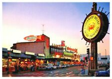 FISHERMAN'S WHARF Pretty Photo Printed from Original BORUSSO'S Cresci Bros. A10o