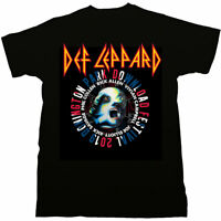 DEF LEPPARD Download Festival Mens T Shirt Unisex Tee Official Licensed Merch