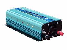 Onduleur 1200W convertisseur de tension 12V 230V onde sinusoïdale power inverter