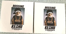 KEANU movie stickers Keegan Michael Key Jordan Peele thug kitty cat kitten