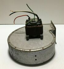 Bomax Type B Tp Exhaust Fan Blower Motor Assembly 911 7203 Used M595