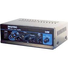Pyle Pylepro Pta2 Power Amplifier - 80w