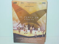 "*****DVD-GIOACCHINO ROSSINI""IL TURCO IN ITALIA""-2004 Art Haus Musik*****"