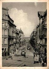 Ansichtskarten aus den ehemaligen deutschen Gebieten mit dem Thema Straßenbahn