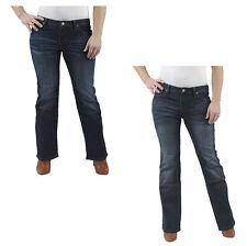 Tommy Hilfiger Damen-Bootcut-Jeans aus Denim mit niedriger Bundhöhe (en)