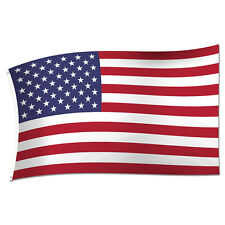4th di luglio Party Giorno dell'Indipendenza Americana USA Flag. Stars & Stripes