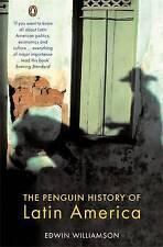 The Penguin History of Latin America, Edwin Williamson