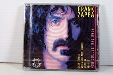 FRANK ZAPPA: FOR COLLECTORS ONLY, NETHERLAND, 2002 VERY RARE, SEALED