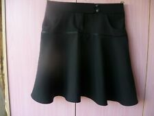 F&F Black Skater skirt 10-11 years