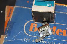 Nos 1963 Chevrolet Heater Switch Genuine Gm