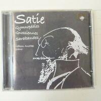 CD: SATIE gymnopedies gnossiennes sarabandes , Hakon Austbo