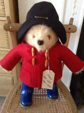 Early Gabrielle Paddington Bear Stumpy