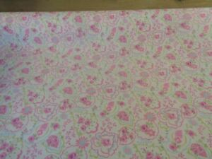 CLARKE & CLARKE COTTON LOVELY  FABRIC PAISLEY ROSE BEAUTIFUL DESIGN BY THE METRE