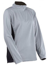 Trek Mates Vapour Tech Base Layer Thermal Top - Grey / Kids S (6-7 Years)