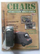 Solido camionnette Citroën C35 ambulance neuf boite Char véhicule militaire