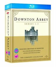 Downton Abbey The Complete Collection Hugh Bonneville; Maggie Smith Blu-ray