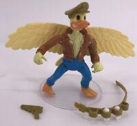 Vintage 1989 Teenage Mutant Ninja Turtles Complete playmates TMNT Ace Duck Wings