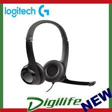 Logitech 981-000485 Over-Ear Headset - Black
