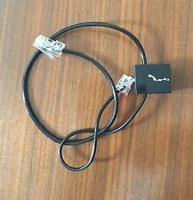 NEU   Headset Adapterkabel von Plantronics für die Hörerschnur Typ 86009-01  NEU