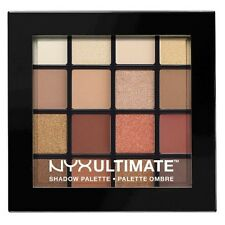 NYX Ultimate Eye Shadow Palette Warm Neutrals USP03