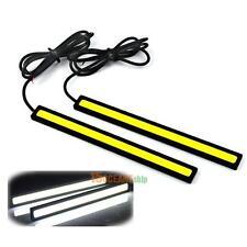 LED Strips Car Boot Interior COB BRIGHT White Strip Under Dash