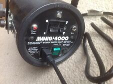 Bowens 4000 Monolight 400 watts/second Photography Lighting Flash Modeling Lamp