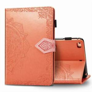 """For iPad 5th 6th 7th Gen 10.2"""" Air 9.7 Mini 10.5"""" Smart Leather Stand Case Cover"""