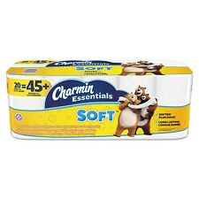 Charmin Essentials Soft 2-Ply Bathroom Tissue (200 sheets per roll, 20 rolls per