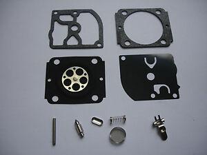CARB REPAIR KIT CARBURETTOR REBUILD KIT FOR STIHL BG86 BG66 ZAMA RB-155 RB 155
