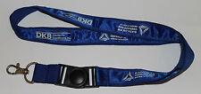 Biathlon WM Oberhof 2004 DKB Schlüsselband Lanyard NEU (T90)