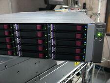 HP StorageWorks MSA70  SAS/SATA 418800-B21  with (25) 146GB Drives 432320-001
