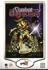 Combat Chess - PC Chess Battle Characters - PC CD-ROM Game (Disc in Sleeve)