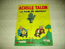 ACHILLE TALON ET LA MAIN DU SERPENT ANNEE 1988