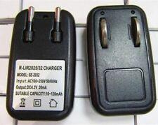 Battery Charger for Button Cell Coin LIR2032 LIR 2032 3.6V CR2032 LIR2025