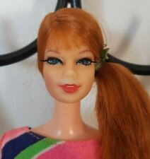 Vintage Talking Stacey Barbie Doll & Swimsuit ***TALKS*** WORKING TALK BOX Stacy