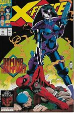 X-Force No.23 / 1993 Deadpool / Fabian Nicieza & Greg Capullo